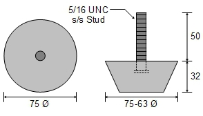 sCDZ6C-75 LB